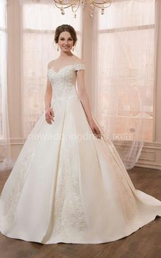 aac2da19bc9ba Shop affordable Sleeveless Sleeve Tulle Lace Weddig Dress at June Bridals!  Over 8000 Chic wedding, bridesmaid, prom dresses & more are on hot sale.