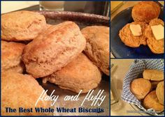 Best Whole Wheat Biscuits