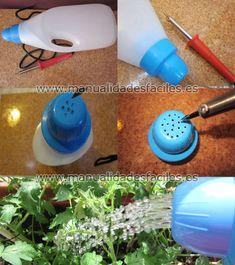 Les bouteilles en plastique, de grande capacité Un soudeur-électriques