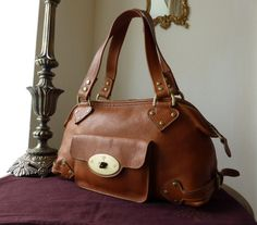 Mulberry Large Knightsbridge in Oak Natural Leather > http://www.npnbags.co.uk/naughtipidginsnestshop/prod_3855741-Mulberry-Large-Knightsbridge-in-Oak-Natural-Leather.html