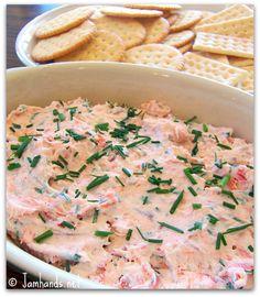 Jam Hands: Smoked Salmon Dip