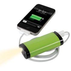 The One Year Smartphone Backup Battery - Hammacher Schlemmer