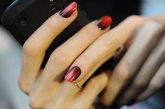 Nails at Gareth Pugh SS13