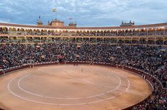 Top Things to See in Madrid – Puerto Del Sol, Bullfighting and Madrid's Royal Palace