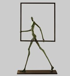 Fred Bellefroid Abstract Sculpture, Sculpture Art, Artistic Installation, Ceramic Figures, Arabic Art, Iron Art, Minimalist Art, Metal Art, Art Decor
