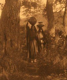 Taos Water Girls - water bearer