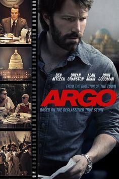 Argo - Rotten Tomatoes –4/5 stars. Enjoyable, exciting historical fiction film.
