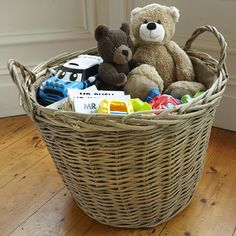 Buy the Wicker Toy Basket today! A part of our Toy Storage Boxes range. Baby Toy Storage, Toy Storage Baskets, Baby Toys, Kids Toys, Toy Basket, Natural Weave, Toy Rooms, Hessian, Lego Brick