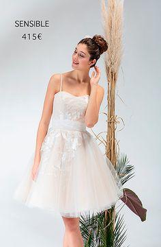 SENSIBLE Girls Dresses, Flower Girl Dresses, Marie, Wedding Dresses, Collection, Fashion, Atelier, Flowergirl Dress, Dress Ideas