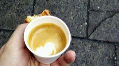 Coffee & breakfast on the go!