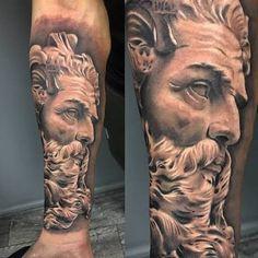 Image result for atlas tattoo