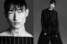 JUUN.J Spring/Summer 2015 Campaign Champions the Dramatic Silhouette