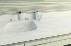 Image result for corian venaro white
