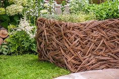 beautiful raised bed - Hampton Galleries / RHS Gardening