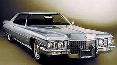 ♛1971 Cadillac Coupe deVille♛