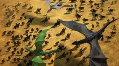 ArtStation - Game of Thrones: Conquest and Rebellion, Jason Kang Dany's Dragons, Game Of Thrones Dragons, Got Game Of Thrones, Game Of Thrones Houses, Mother Of Dragons, Game Of Thones, I Love Games, Got Memes, Dragon Games