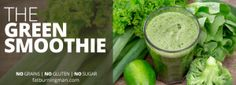 The Best Fat-Burning Breakfast on the Face of The Earth: Green Smoothie | Fat-Burning Man