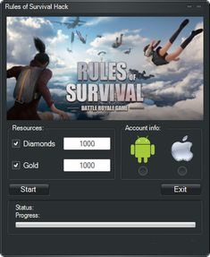Rules of Survival Hack Tool No Survey