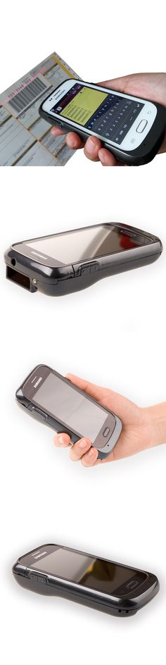 Generalscan GS SL2100-S75 Handheld 1D Laser Android Enterprise Barcode Sled Mobile Data Terminal Barcode Scanner
