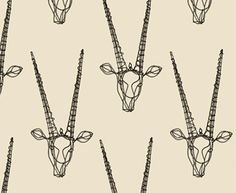 See our Gemsbok Prune on Linen fabric available from Design Team. Line Drawing, Linen Fabric, Carving, Colours, Lights, Drawings, Prints, Design, Cushions