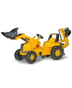 Find Kettler Cat Pedal Tractor With Front Loader & Backhoe in the Ride-On Toys category at Tractor Supply Co.This Kettler Cat Pedal Tractor with Backhoe Loader, New Holland, Lego Ninjago, Cat Construction, Construction Birthday, Tractors For Kids, Pedal Tractor, Pedal Cars, Sons