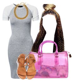 """""""✨"""" by trillest-queen ❤ liked on Polyvore featuring Club L and H&M"""