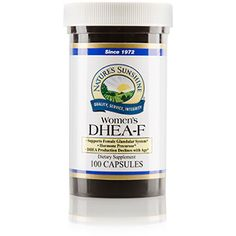 DHEA-F (Women) (100 caps) supports the #female glandular system, plus the #hormone helps age-related deterioration and #energy levels.   http://www.harmony4health.com     http://www.naturessunshine.com/us/product/dhea-f-women-100-caps/4202/