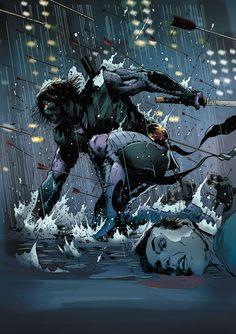 valiant comics ninjak   Ninjak Issue 1 Hairsine Cover   Hero Complex – movies, comics, pop ...