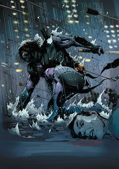 valiant comics ninjak | Ninjak Issue 1 Hairsine Cover | Hero Complex – movies, comics, pop ...
