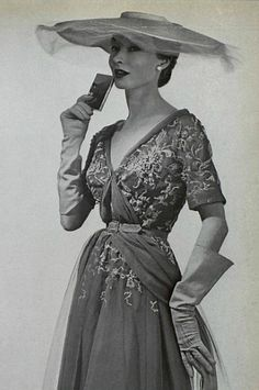 1953 Maggy Rouff