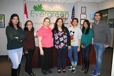 The Business Administration in International Trade Diploma students had the real-world directly into the classroom through industry professional guest speakers. Most recently, payroll administrator for March of Dimes, Saraswati Pandey, spoke about how the Canadian Pension Plan, Employment Insurance benefits and income tax are computed. For more information about Evergreen College Diploma Programs, please call us  at(416) 365 -0505