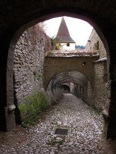 Fortified Saxon Church - Biertan, Romania