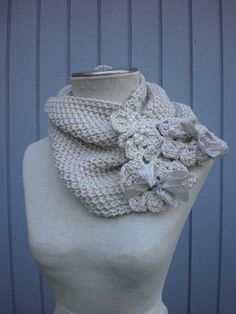A personal favorite from my Etsy shop https://www.etsy.com/listing/154649179/knitting-scarf-accessories-scarf