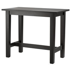 StornÄs Bar Table, Brown-black