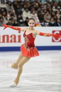 Alina Zagitova || Grand Prix Final 2017