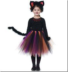 Disfraces hechos con un tutú, muy fácil, de bruja, de gato, de hada 0       Share this image                                more Slingpic Powered by