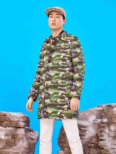 Male Fashion Trends: Maison Kitsuné Fall/Winter 2016/17 Collection