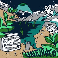 Unturned - Pituitary (EP) (2016)