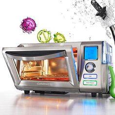 Cuisinart Combo Steam and Convection Oven Toaster, Kitchen Gadgets, Kitchen Tools, Kitchen Corner, Kitchen Stuff, Kitchen Appliances, Mashed Potato Recipes, Kitchen Equipment, Healthy Side Dishes