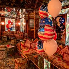 Annabel's 4th July Party