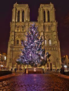 Joyeux Noël à Paris
