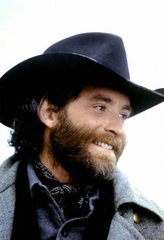 """As a youngster, he looked like a dad with facial hair. Then after """"The January Man"""", Kevin starts to look like a grandpa with facial hair. I just got Silverado in German (with French and Italian). Classic Tv, Classic Movies, Cowboy Photography, Dennis Wilson, Kevin Kline, Tv Westerns, Old Hollywood Stars, We Movie, Western Movies"""