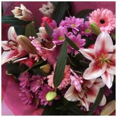 A beautiful gift of flowers from to thank me for speaking at Krishna, Ladies Day, Business Women, Flowers, Plants, Gifts, Beautiful, Presents, Plant