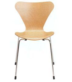 Arne Jacobsen Chair, 1955   AJ 131