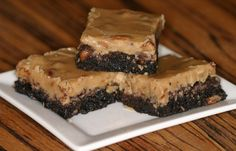 Step-by-step tutorial on making New Orleans Praline Brownies, brownies, pralines, easy pralines, easy dessert, dessert for party