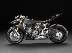 「Ducati 1199 Panigale(パニガーレ)」 特集