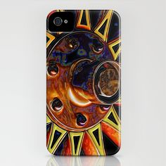 Sunburst  iPhone Case by F Photography and Digital Art - $35.00
