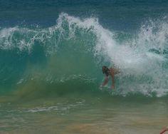 Me at big beach