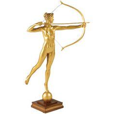Augustus Saint-Gaudens: Diana - Sculpture - Home Decor - The Met Store