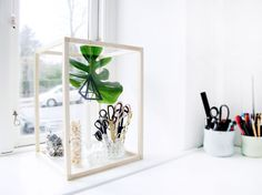 DIY Wooden Display Cube Tutorial from FRK Hansen